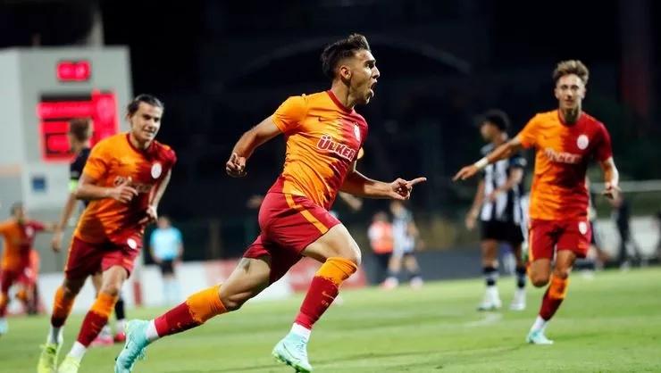 U19'un parlayan yıldızı Eren Aydın!