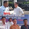 Agus Salim Alwi Hamu, Siap Melantik Pengurus PWI Kab Sidrap