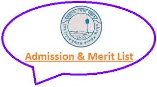 Hetampur College Merit List