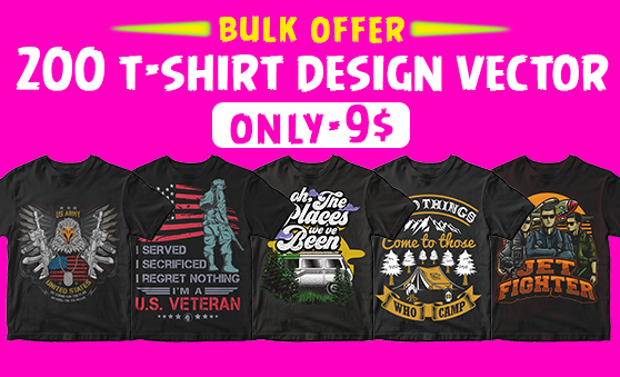 200 Army | fire-fighter | camping t shirt design vector reviews