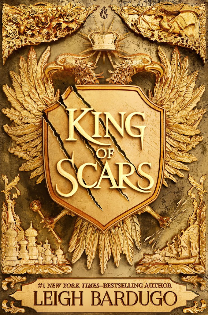 [Free Download] PDF eBook and Read Online King of Scars By Leigh Bardugo