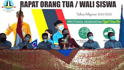 Rapat SMK TI Bali Global Badung dengan Orang Tua wali kelas X (2)