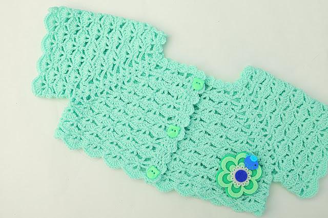 6 -Crochet Imagenes Bolero a crochet y ganchillo por Majovel Crochet