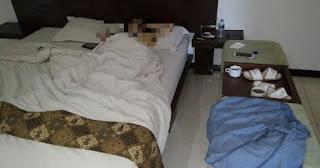 dprd selingkuh di hotel