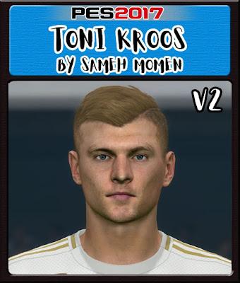 PES 2017 T. Kroos by Facemaker Sameh Momen