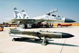 Kh-31P Zvezda / AS-17 Krypton, Rudal Gahar untuk Sukhoi Su-27/30 TNI AU