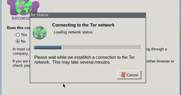 tor browser slackware