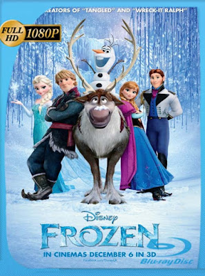 Frozen Una Aventura Congelada (2013) HD [1080p] Latino [GoogleDrive] RijoHD