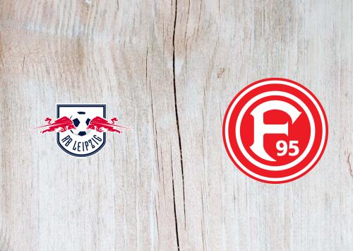 RB Leipzig vs Fortuna Dusseldorf -Highlights 17 June 2020