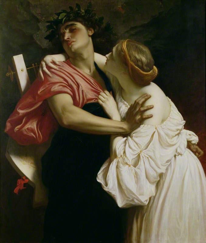 O Trágico Mito Sobre Orfeu e Eurídice