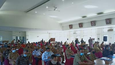 Musrenbang RPJMD 2021-2026, Bupati Safaruddin: Kita Harus Kritis