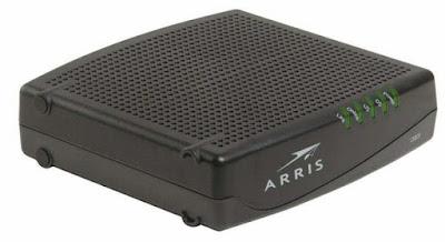 ARRIS Model CM820A DOCSIS 3.0 Cable Modem