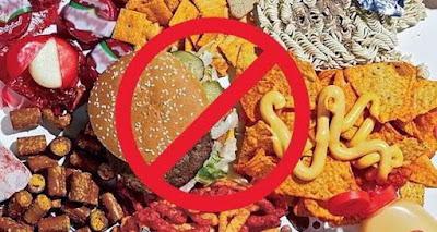 Pantangan Makanan Penderita Gondok