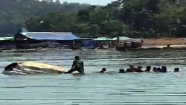 Insiden Perahu di Kedung Ombo, Ganjar Ancam Cabut Izin Pengelola