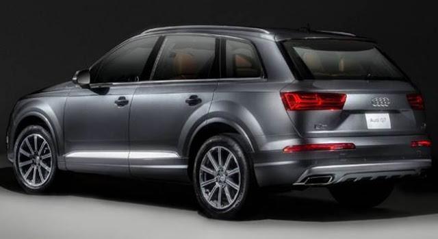 2018 Audi Q7 Redesign, Changes