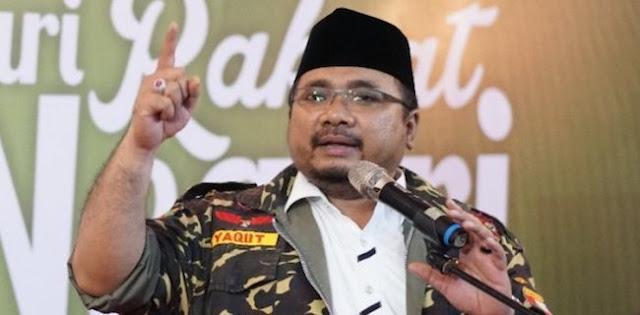 Gus Nur Ditangkap, Gus Yaqut: Mulutnya Memang Kotor Sekali