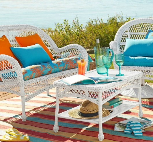 Pier 1u0027s Outdoor Ideas For 2017 Are All About Creating A Coastal Beach Vibe  For The Summer. Be It For Your Patio, Porch Or For Your Garden, ...