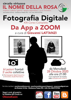 Corso completo di fotografia digitale