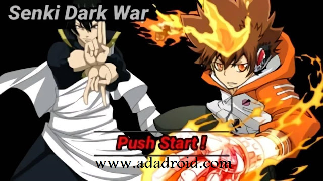 Naruto Senki Mod Dark War Apk