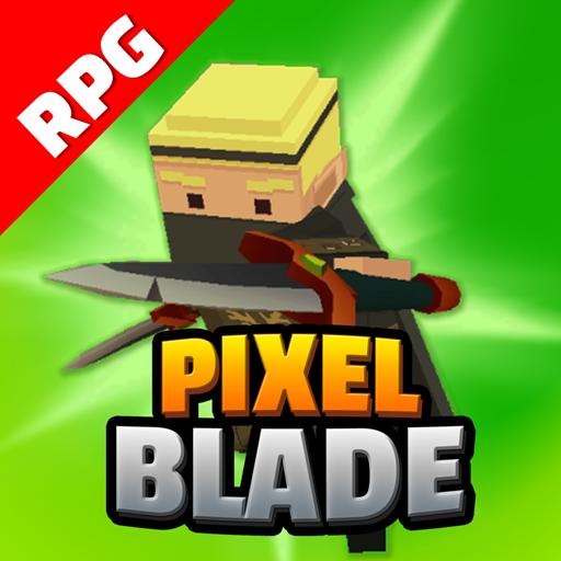Pixel Blade Arena : RPG de ação ocioso v1.6.0 Apk Mod [Compras Grátis]