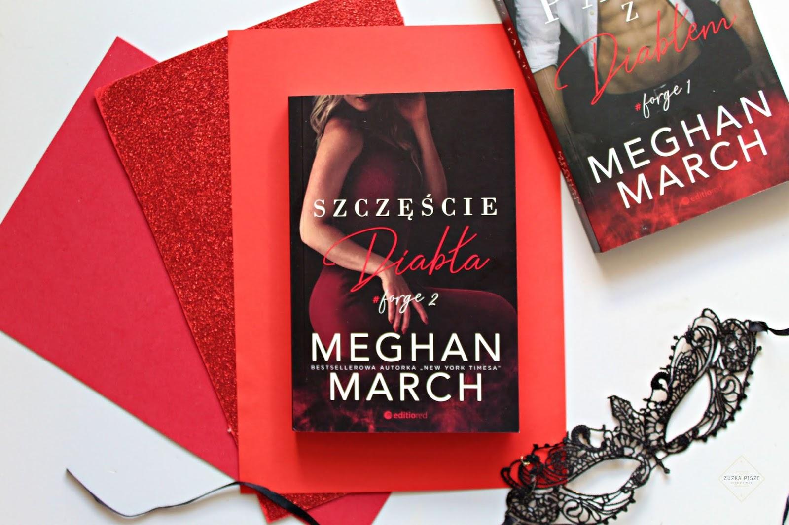 """Meghan March """"Szczęście diabła"""" - recenzja"""