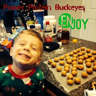 buckeye recipe