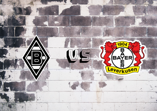 Borussia M'gladbach vs Bayer Leverkusen  Resumen