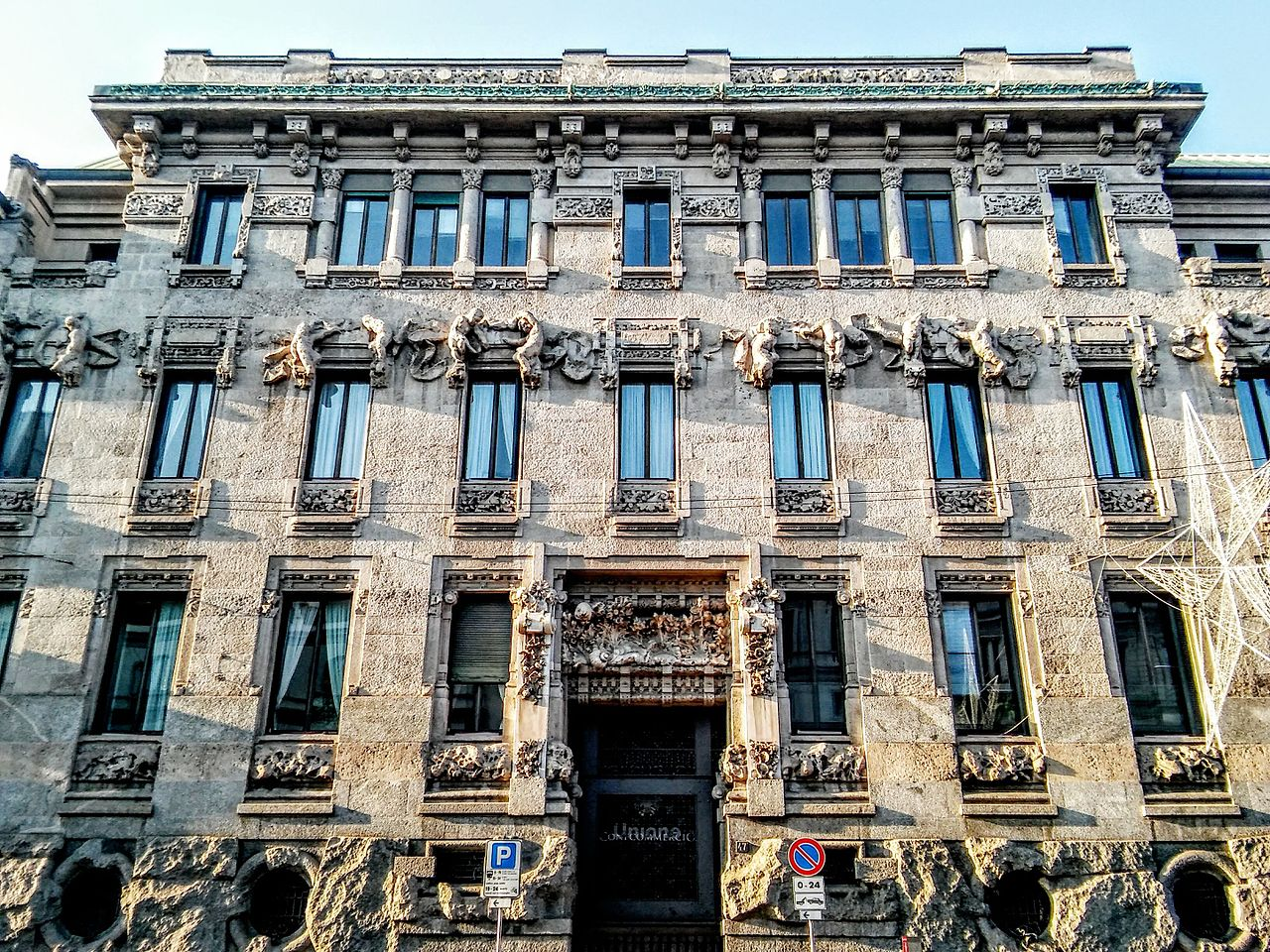 ilclanmariapia Liberty a Milano