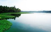 Akkulam Lake The Lake known as Queen of Backwaters in Kerala