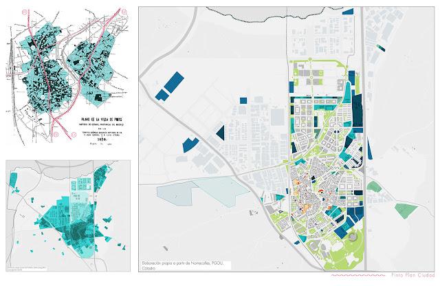 Pinto Plan Ciudad Analisis Tecnico Estructura Urbana