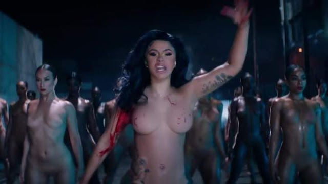 [VIDEO] Cardi B - Press