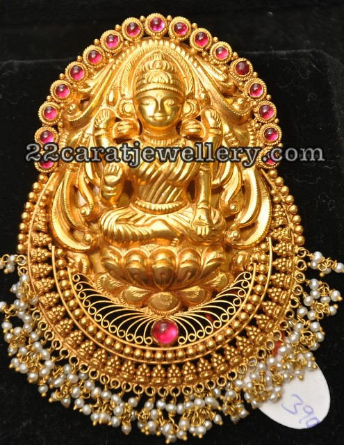 Gold Lakshmi Jewellery Jewellery Designs