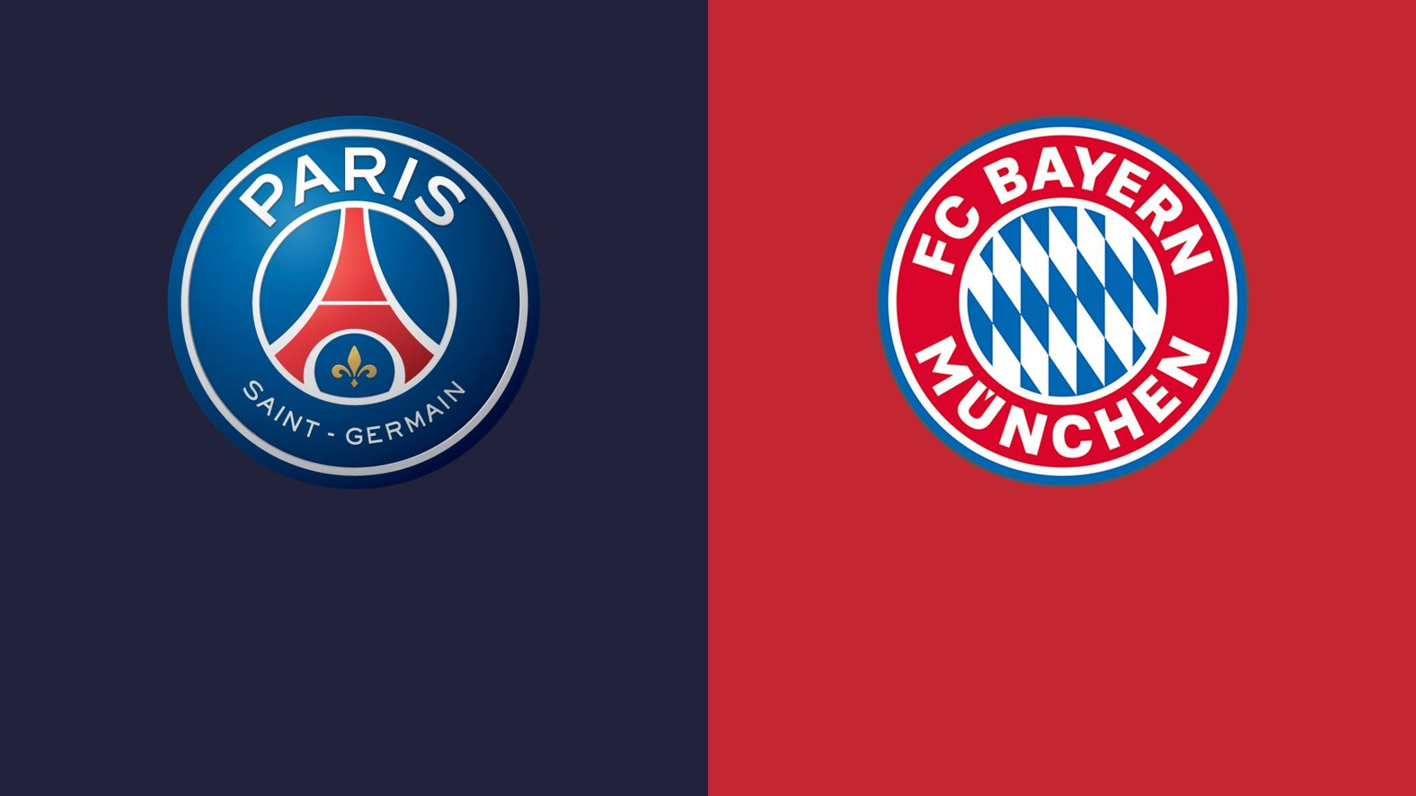 PSG vs Bayern Munich SECOND LEG