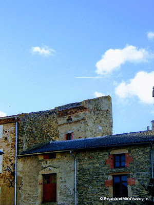Pigeonniers d'Auvergne.