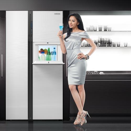 Sửa tủ lạnh side by side Samsung giá cả phải chăng - LH: 0967-747-055