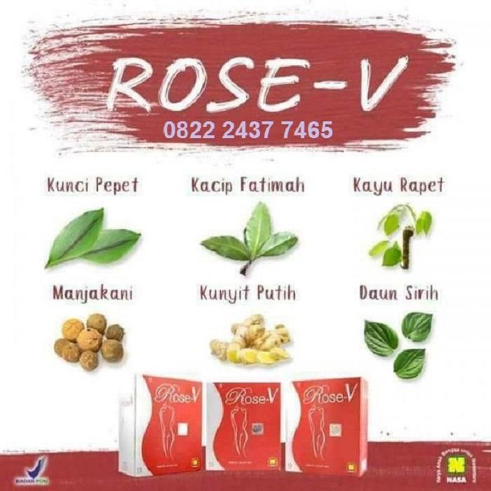 Rose V NASA, Mengatasi Keputihan dan Program Hamil (PROMIL)