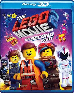 La Gran Aventura Lego 2 [BD25 3D] *Con Audio Latino