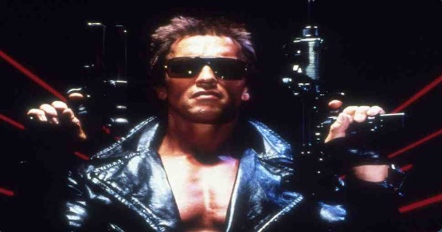 When was the first Terminator movie released?