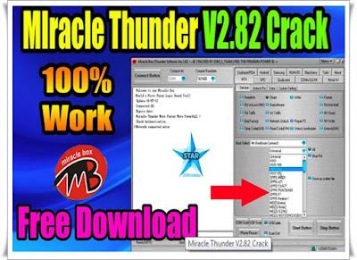 Miracle Thunder V2.82 Retak Tanpa Kotak Free Download