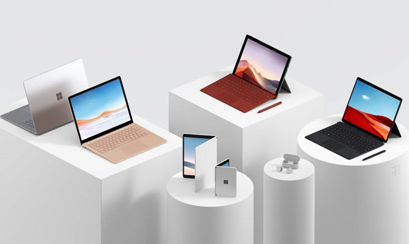 Microsoft announces new Surface lineup for 2019 holidays