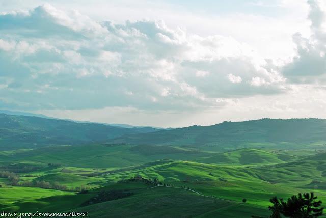 Pienza, La Toscana