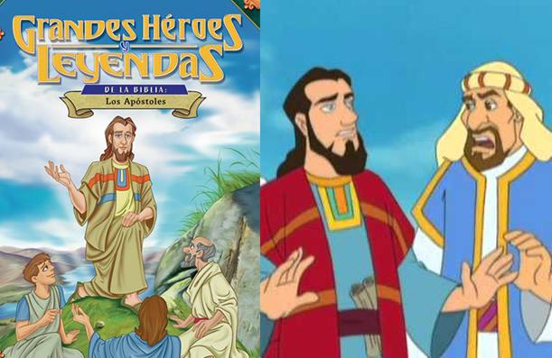 Héroes de la Biblia - Los Apóstoles