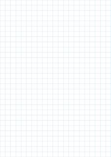 Folha quadriculada em PDF com 1 cm de linhas e colunas para imprimir