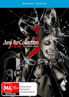 Junji Ito: Collection [2xBD25] *Subtitulada