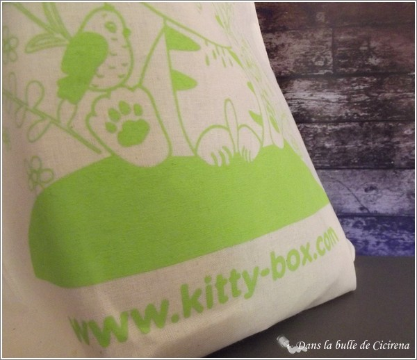 box animal, box pour chat, kittybox, octobre 2014, box pour chats, box pour animaux,