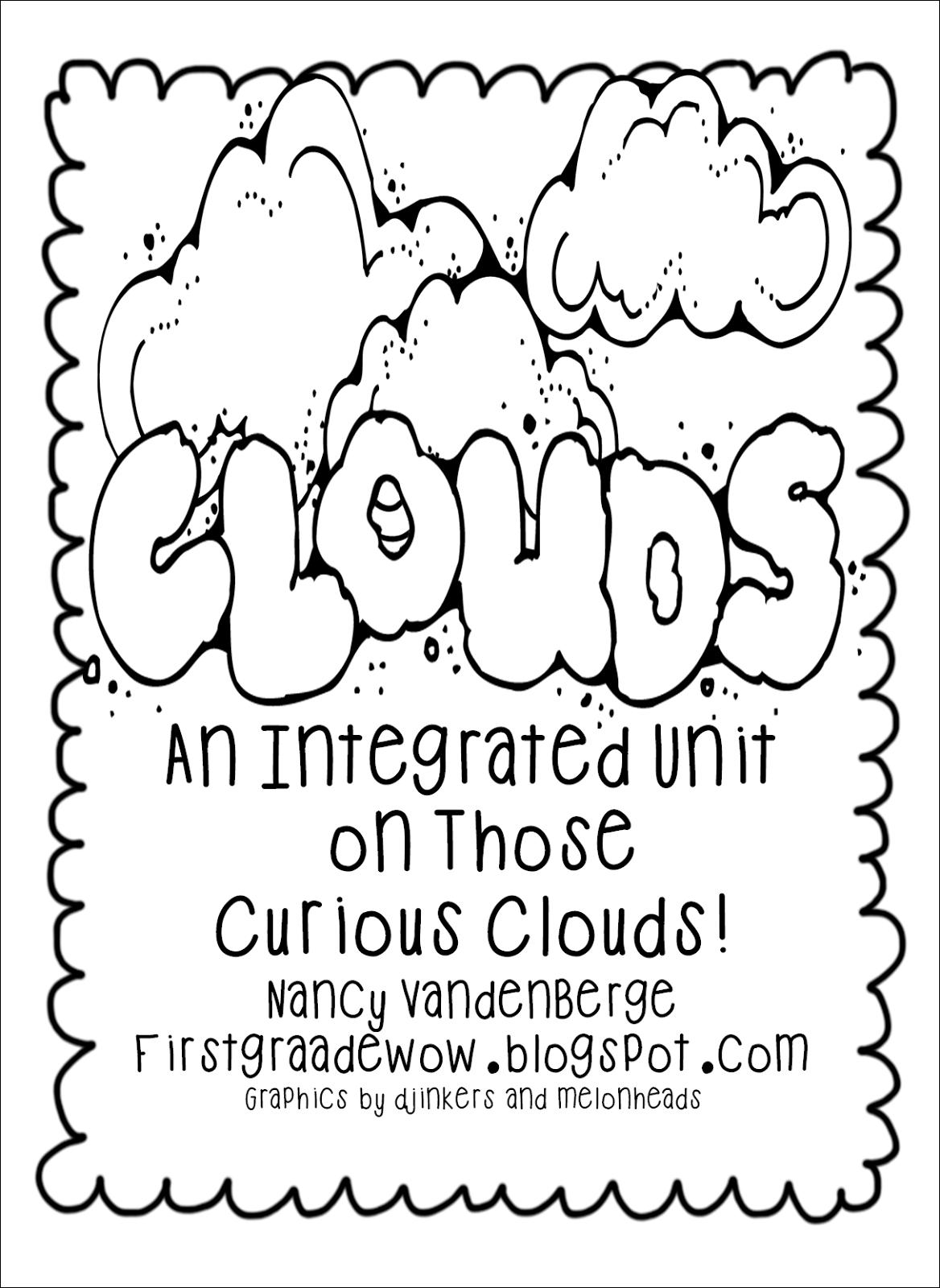 First Grade Wow: Curious Clouds