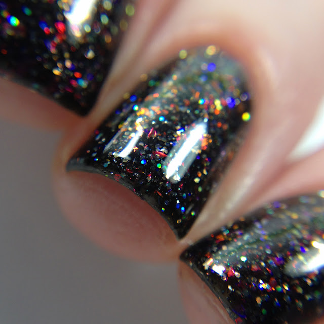 Night Owl Lacquer-It Has Legs!