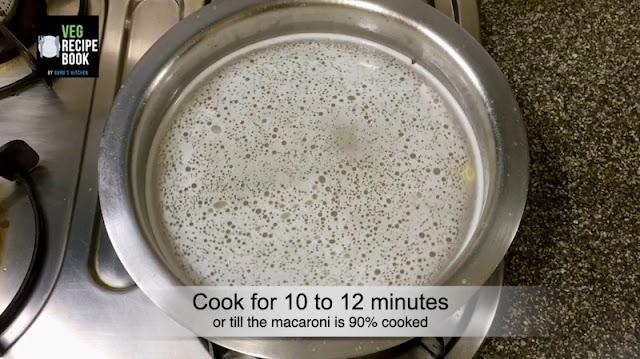 how to boil macaroni