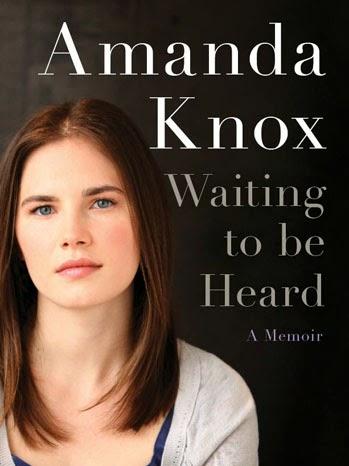 Bookishly Boisterous: Audiobooks- Amanda Knox and Sheryl