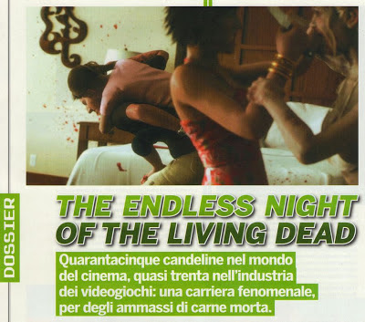 The Games Machine 294 - The endless night of the Living Dead (Dossier)